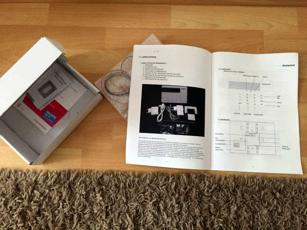 berghoch alarmanlagen test bakizu neue ideen f r haus. Black Bedroom Furniture Sets. Home Design Ideas