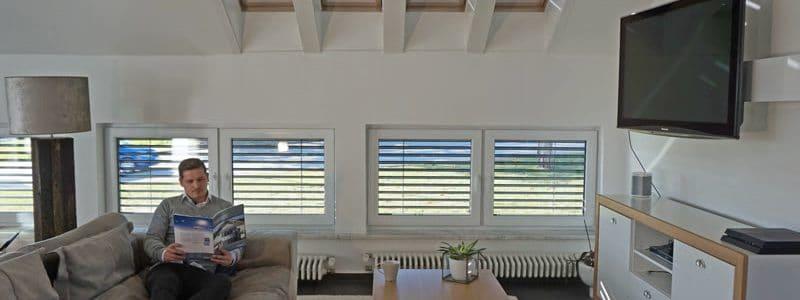 Bodennahe Fensterrolläden