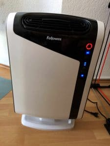 Test Fellowes Luftreiniger