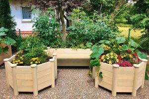 Nachhaltige Terrassengestaltung